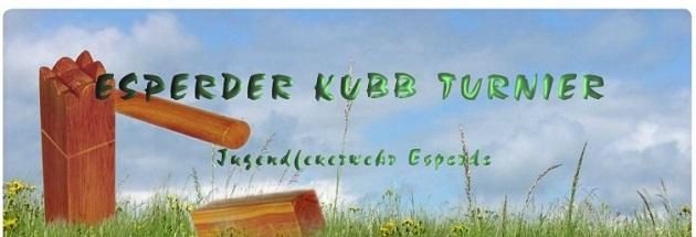 Esperder Kubb Turnier Wikingerschach Turnier Esperde