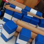 Turnier Kubb Spiel Wikingerschach