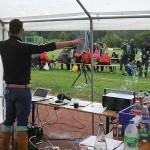 Deutsche Kubb Meisterschaft Orgazelt