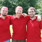 Kubb Bayern Wikingerschach 1. WC Dunnerkeil